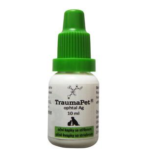 TraumaPet oční kapky s Ag 10ml