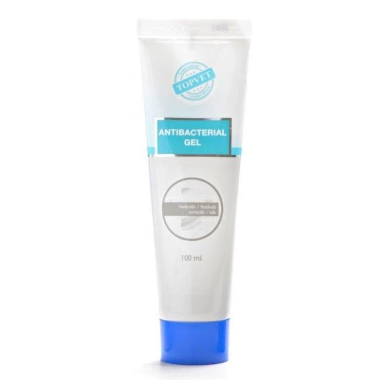 TOPVET Antibakteriální čis.gel na ruce Hedváb100ml