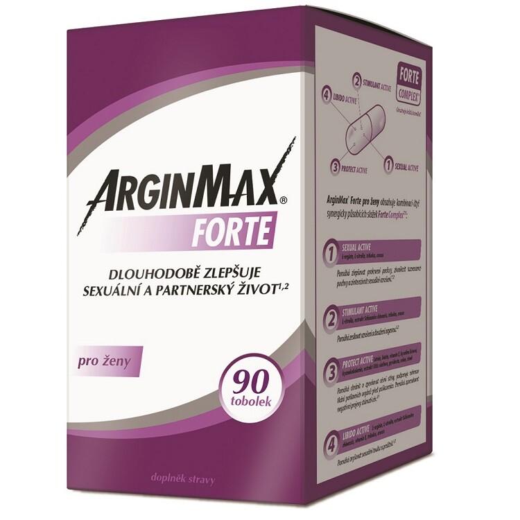 Simply You ArginMax Forte pro ženy 90 tobolek