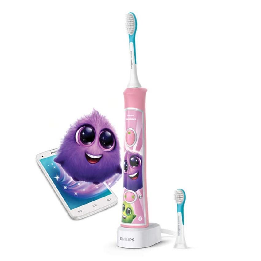 Philips Sonicare For Kids Sonický elektrický zubní kartáček HX6352/42