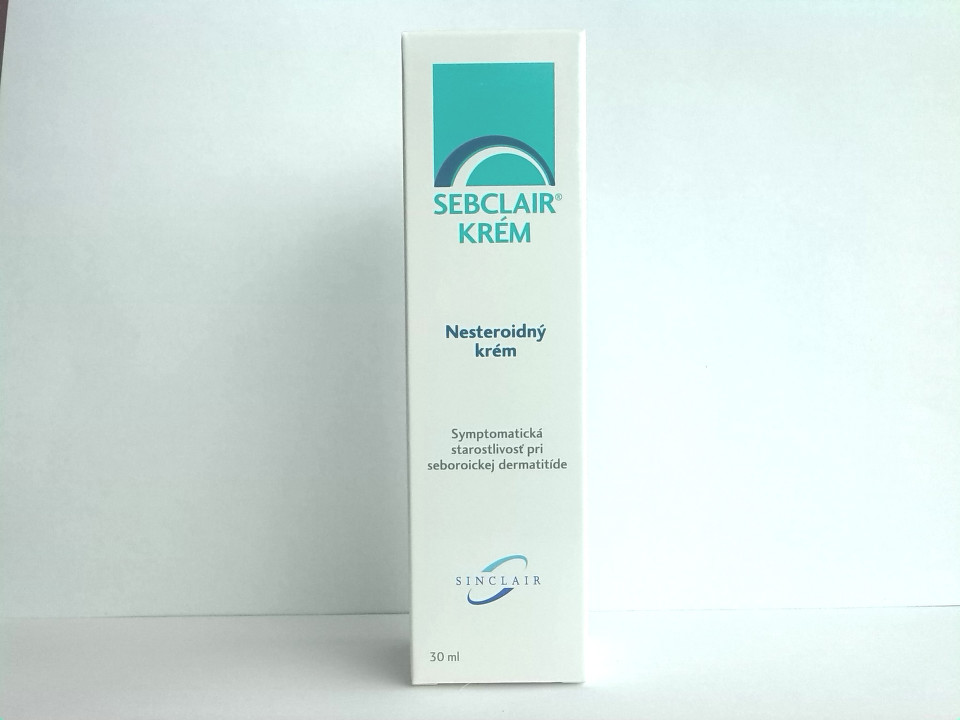 Sebclair krém 30ml