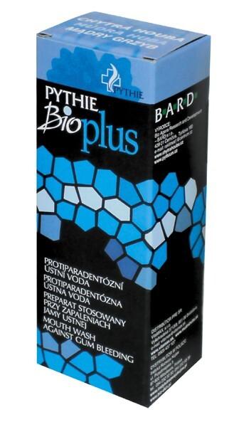 Chytrá houba PYTHIE BioPlus 5x3g