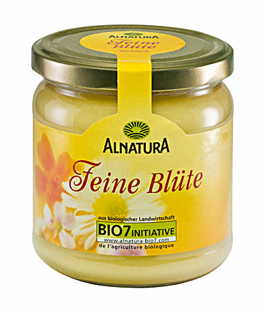 Alnatura Květový med Vybrané květy BIO 500g
