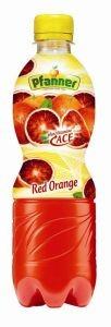 PFANNER ACE Červený pomeranč 0.5l PET