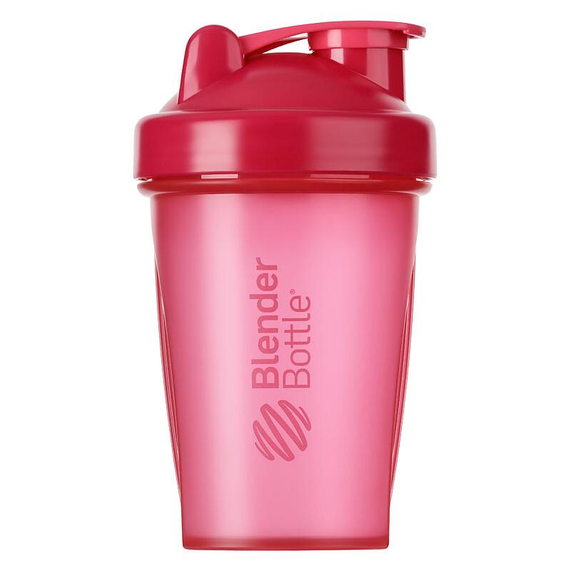LIVSANE Šejkr plastový růžový (pink) 590ml 1ks