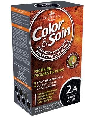 Barva a Péče 2A - Blankytně černá 135ml