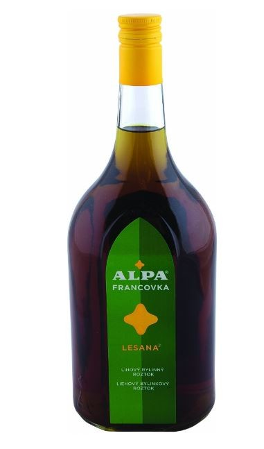 Alpa Lesana francovka 1000ml