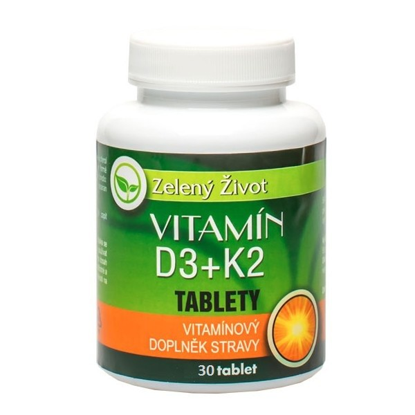 AROMATICA Vitamín D3+K2 tbl.30