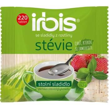 IRBIS se sladidly z rostl.Stévie tbl.220náhr.náplň