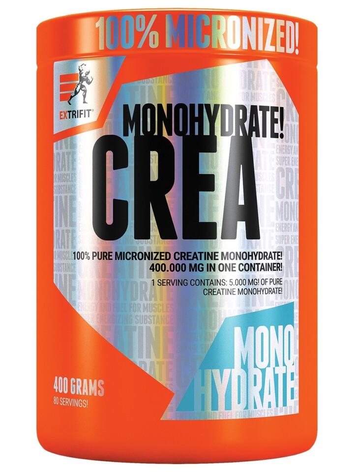 Crea Monohydrate 400 g, Extrifit