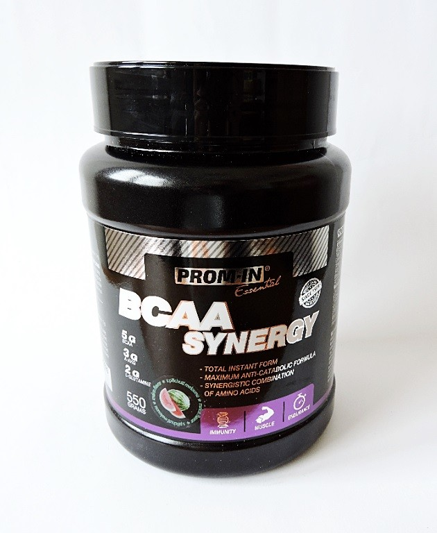 Essential BCAA Synergy 550 g meloun, Prom-In