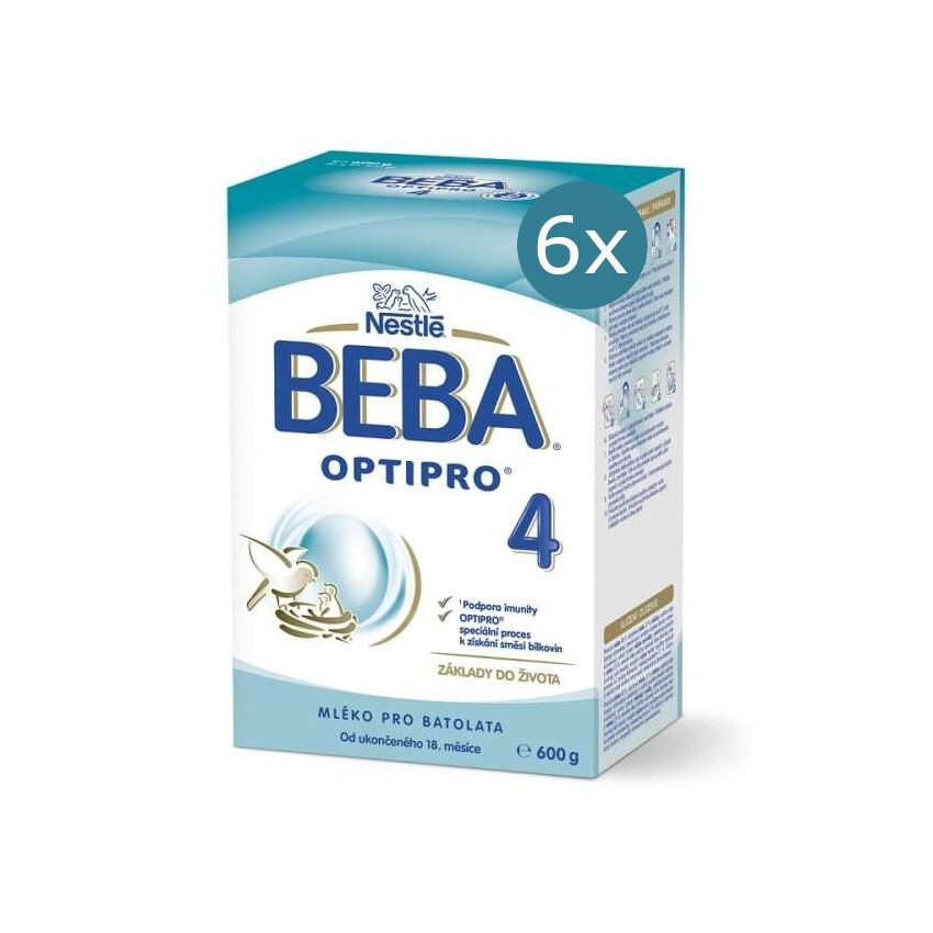 BEBA OPTIPRO 4 6 x 600g