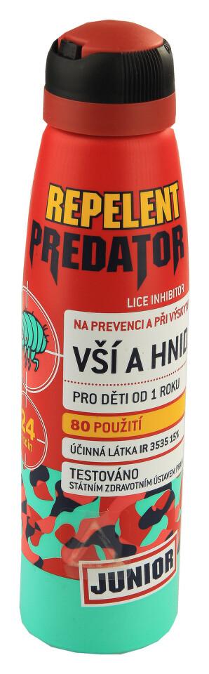Vitar Predator Repelent Preventivní sprej na vši 150 ml