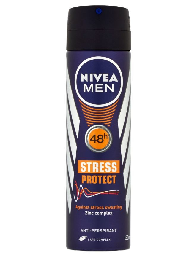 NIVEA Deo MEN Sprej AP Stress Protect 150ml