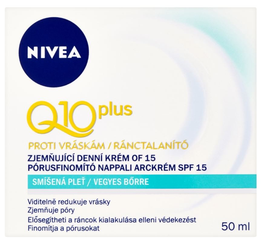NIVEA Visage Q10 zjemňuj. denní krém 50ml č.86795