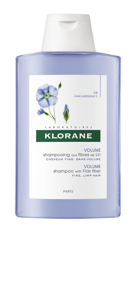KLORANE Šampon len na jemné vlasy 200ml