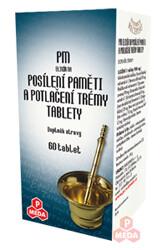 PM Elixír posílení paměti a potlačení trémy tbl.60
