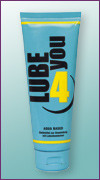 LUBE 4 you 100ml lubrikační gel