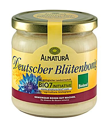 Alnatura Německý květový med 500g