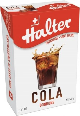 HALTER bonbóny Cola 40g (cola) H203608