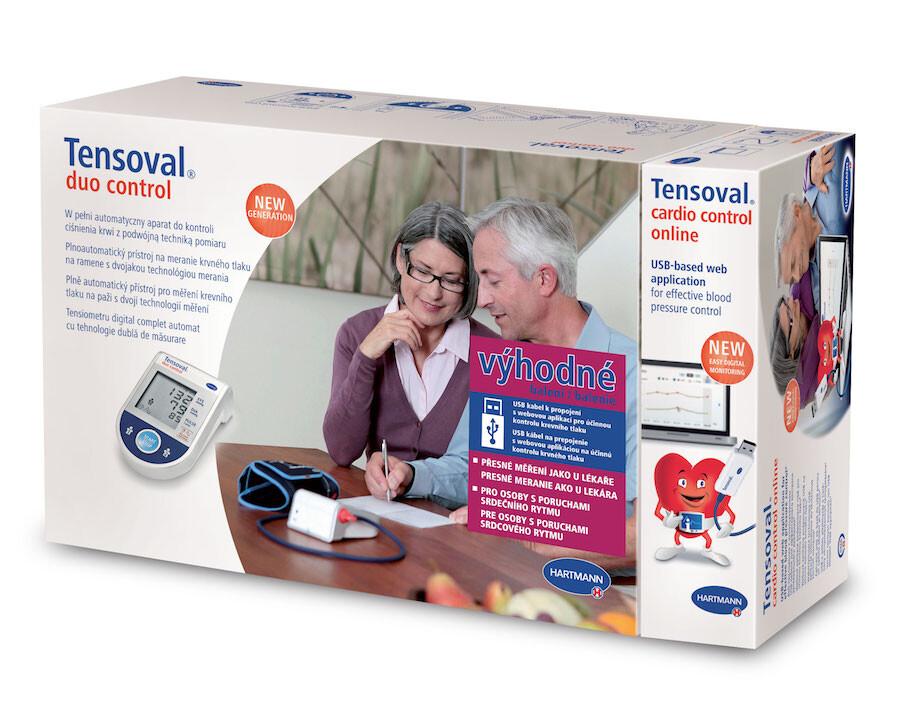 Tonometr digi.TENSOVAL Duo Control M + USB