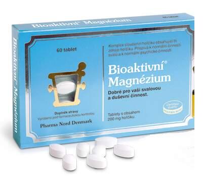Pharma Nord Bioaktivní Magnézium tbl.60