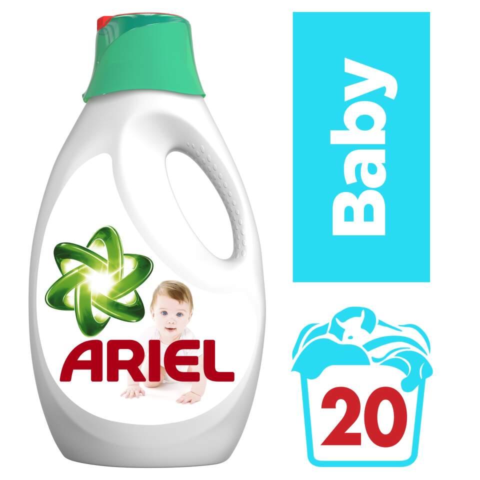 Ariel gel Baby 1.3 l/20PD