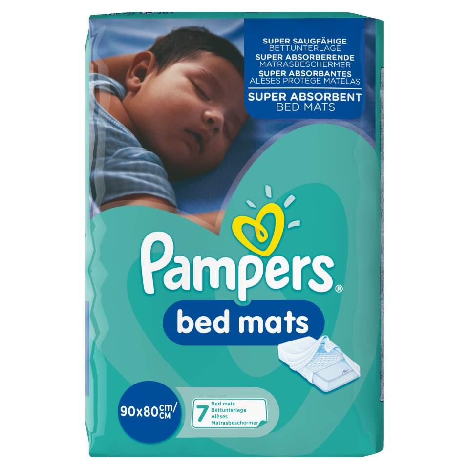 Pampers Podložky do postele 7 ks