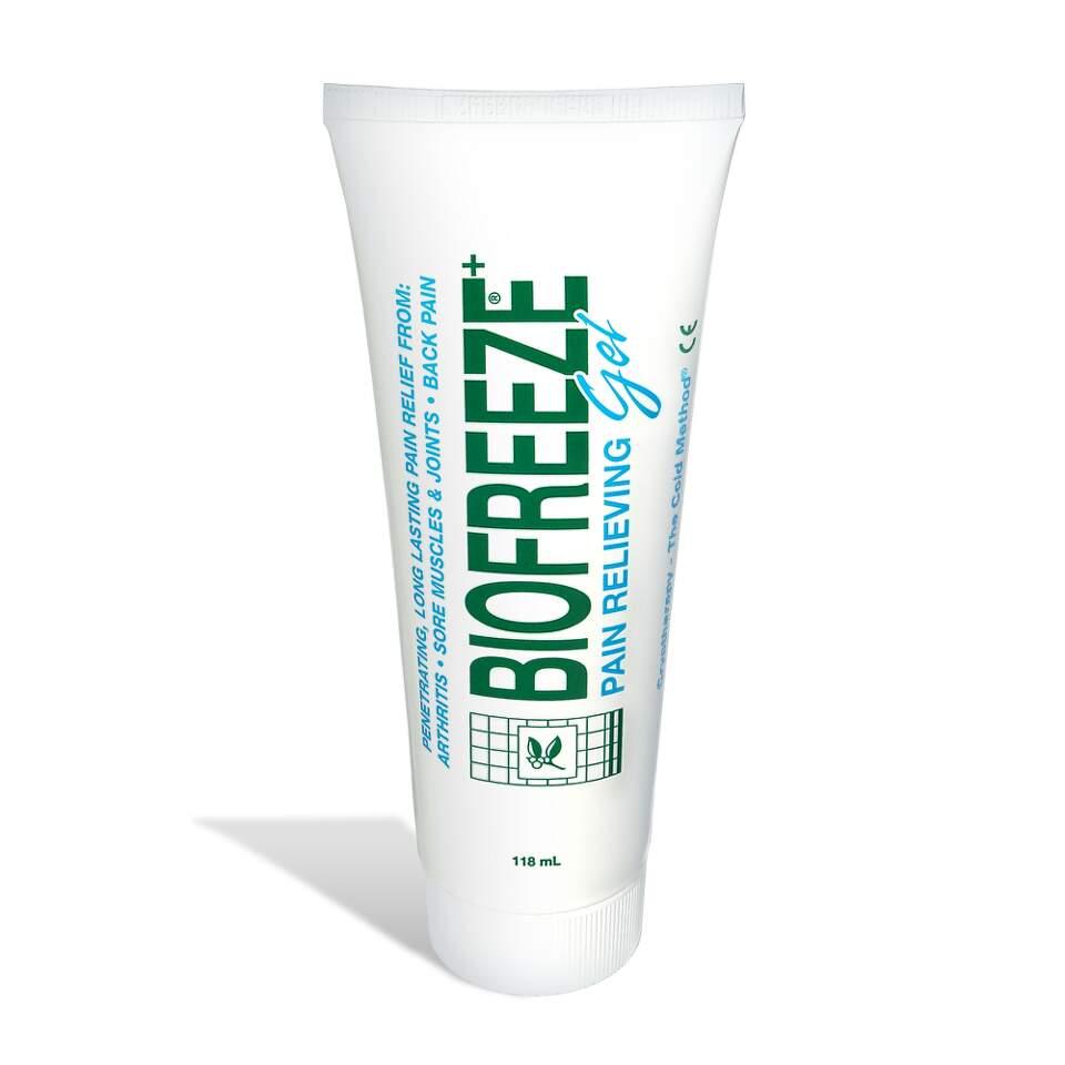 Biofreeze chladivý gel proti bolesti zad, svalů a kloubů 118 ml