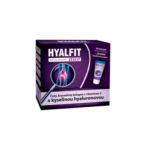 Hyalfit DUO tob.90 + krém 50ml