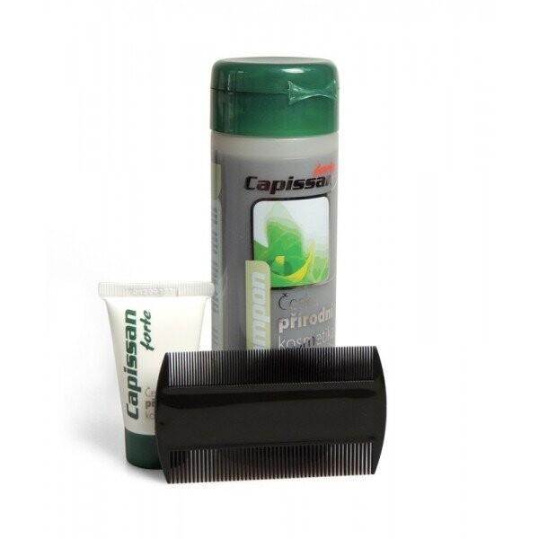 Capissan FORTE jemný šampon pří výskytu vší 200ml - II. jakost
