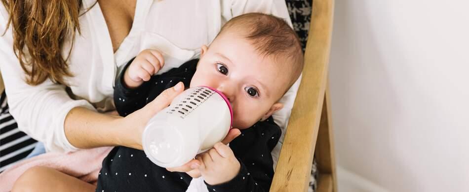 Jak vybrat kojeneckou láhev