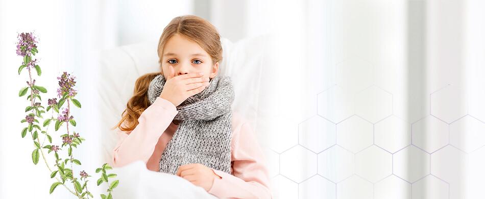 Jak na dětský kašel