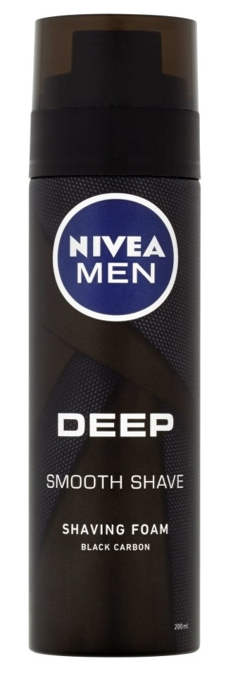 Nivea Men pěna na holení DEEP 200ml č. 88579