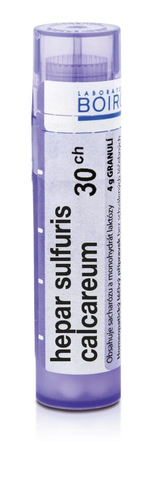 HEPAR SULFURIS CALCAREUM 30CH granule 4G
