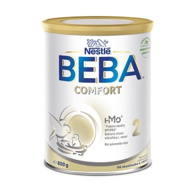 BEBA COMFORT 2 HM-O 800g - balení 3 ks