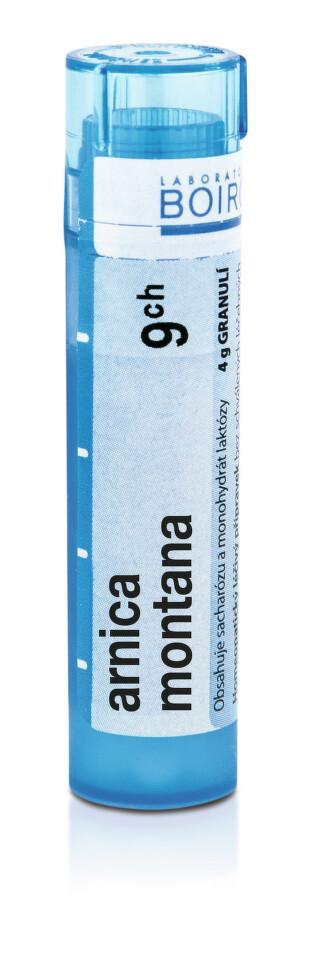 ARNICA MONTANA 9CH granule 4G