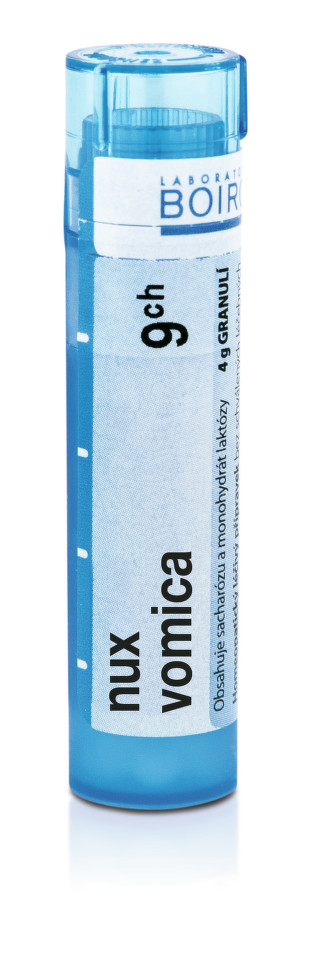 NUX VOMICA 3CH-30CH granule 4G
