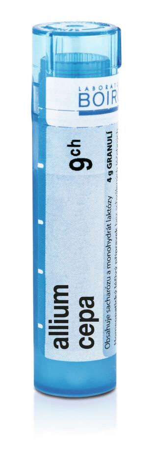 ALLIUM CEPA perorální granule 4GM 9CH