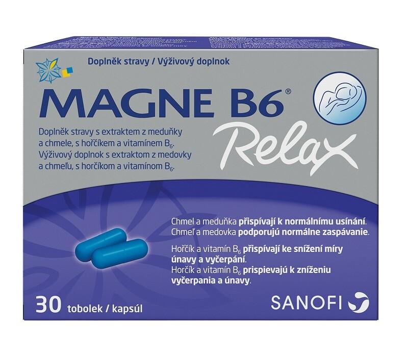 Sanofi Magne B6 Relax cps.30