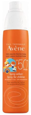AVENE Sun Sprej pro děti SPF50+ 200ml