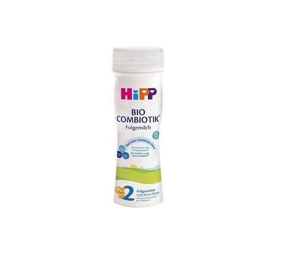 HiPP MLÉKO TEKUTÉ HiPP 2 BIO Combiotik 6x200ml