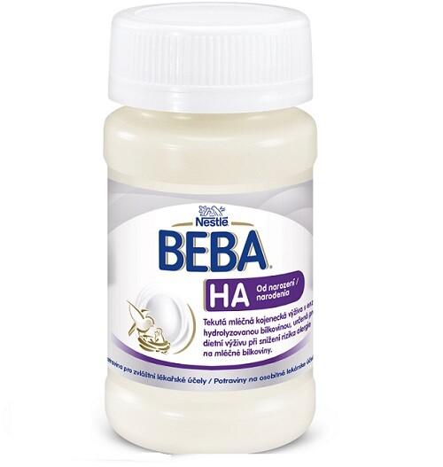 NESTLE Beba H.A.1 Premium tekutá 32x90ml