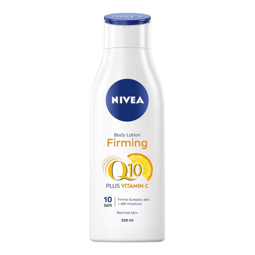 NIVEA Body těl.mléko Zpevňující Q10 200ml č.81835