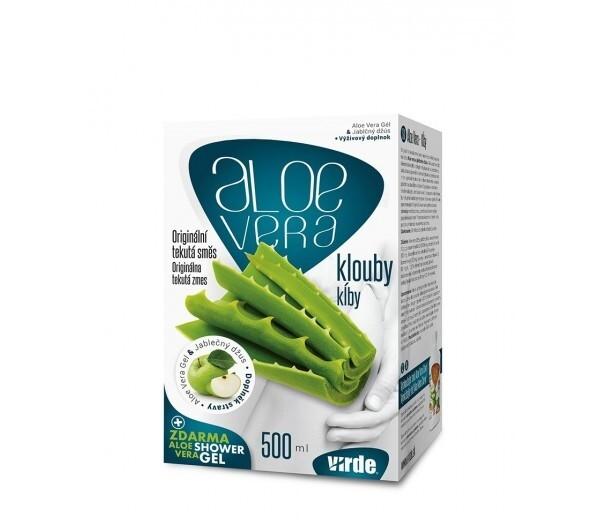 Aloe vera klouby 500ml