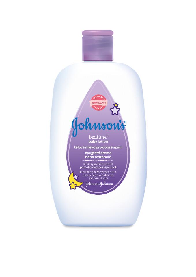 JOHNSONS Baby BEDTIME t. mléko dobré spaní 300 ml