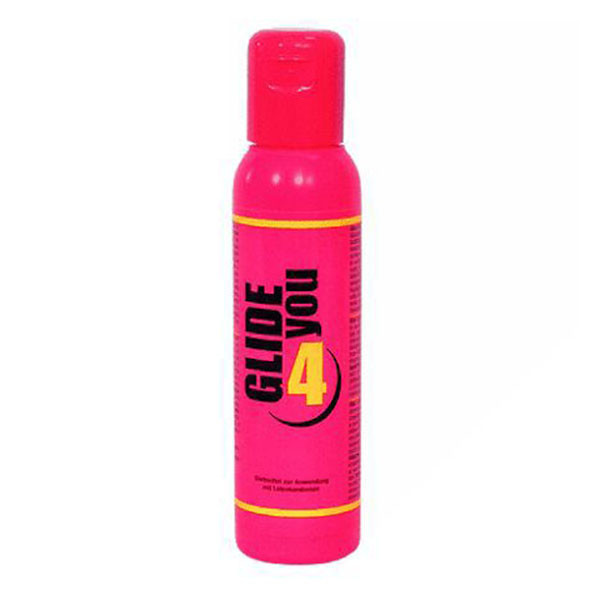 GLIDE 4you 100ml zdrav.silikonový lubrikant