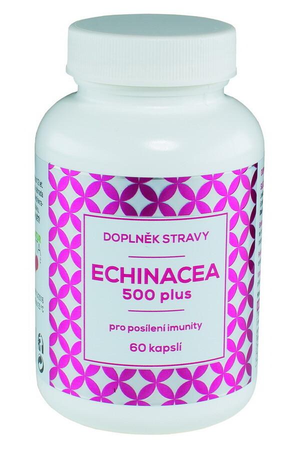 ECHINACEA 500 plus 60 kapslí