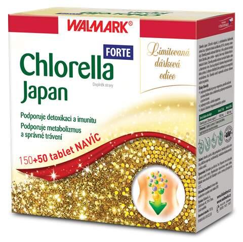 Walmark Chlorella japan Forte tbl.150+50