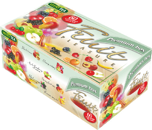 VITTO Fruit pleasure PREMIUM BOX n.s. 60 x 2g